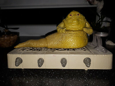 star wars jabba de hut Vintage 100%Kenner