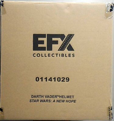 Star Wars efx ANH Darth Vader Helmet Precision Cast Replica