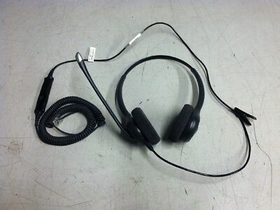 Plantronics Supraplus HW261N Noise Cancelling VOIP Headband Headset w/Mic