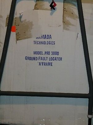 NEW Armada Technologies pro 3000 Ground Fault Locator ''A'' Frame