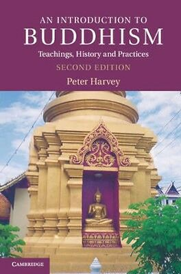 NEW An Introduction To Buddhism by Peter Harvey BOOK (Hardback) Free P&H