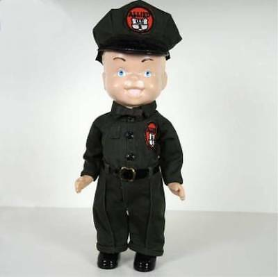 Allied Van Lines Advertising Doll for Lion Uniforms / circa 1949-1959