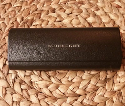 Burberry Black Sunglasses - Case Only