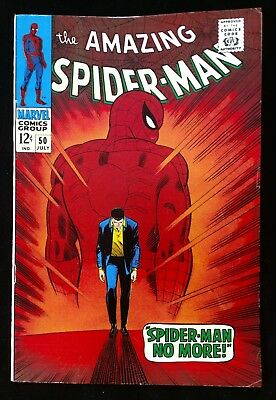 The Amazing Spider-Man July 50 Marvel Comics Group 1967