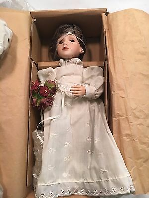 Boyds Yesterdays' Child Doll Emily 4902 Limited Edition - New in Box