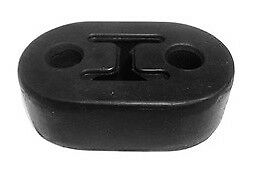 """Exhaust Mount Rubber Insulator 1//2/"""" Hole Rod Support Qty 6"""