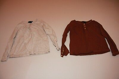 Mini Boden long sleeve top bundle - 2 items (5 to 6 years)