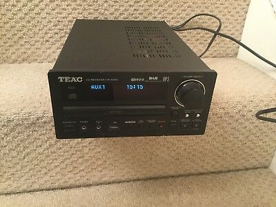 TEAC CR-H255 Audio Shelf System ( Please See Item Description)