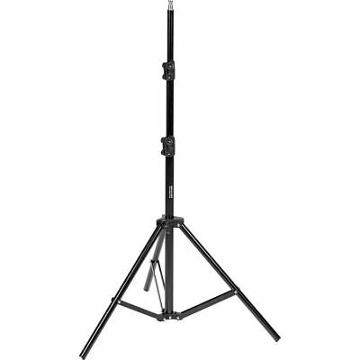 New Dracast DLS-805 Spring-Cushioned Light Stand (6') Free shipping