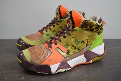 RARE Mens Adidas Jeremy Scott JS Streetball Shoes G50727 Size 10 (WITH Box)