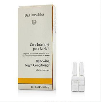 Dr. Hauschka Renewing Night Conditioner 10 Ampules by Dr. Hauschka
