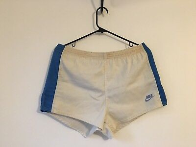 70s 80s Nike Sportswear Track Running Shorts Vintage USA Made OG STAINED DIRTY