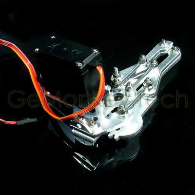 Manipulator Paw Arm Mechanical Gripper Clamp Kit Robotic Claw One MG995 Servo