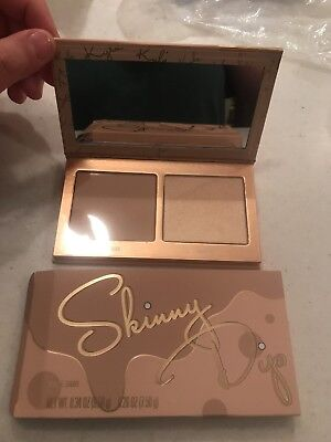 Kylie Cosmetics Skinny Dip Face Duo Bronzer Highlighter
