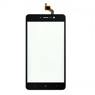 "Touch Screen Per Wiko Lenny 4 Plus Nero Vetrino Digitizer 5.5"" Schermo Nuovo"
