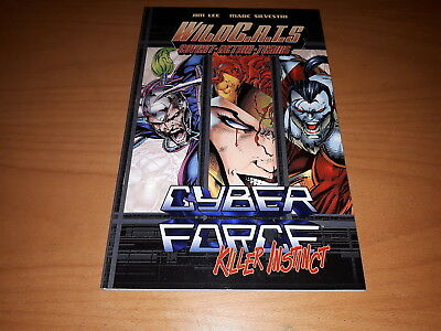 Jim Lee WILDC.A.T.S CYBERFORCE KILLER INSTINCT Tradepaperback (US Image TPB)
