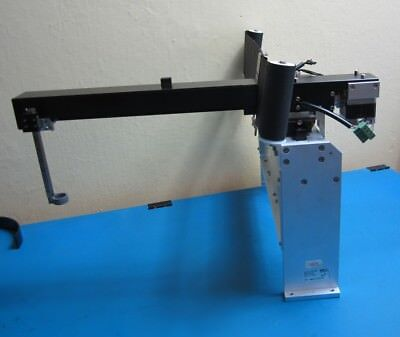 3 axis CNC robot arm smd Pick and Place Dispenser Machine stepper linear guide