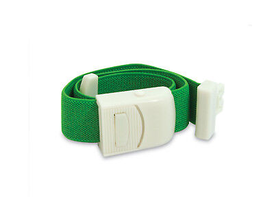 Reliance Medical Quick Release Green Tourniquet Single Hand Operation First Aid