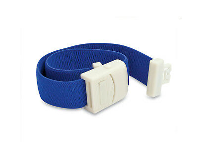 Blue Tourniquet Single Hand Quick Release by Reliance Medical for EMT Paramedic