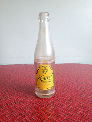 Vintage Vernor's Bottle
