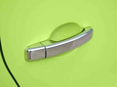 Stainless Steel Chrome 4 Door Handle Cover Trim Set for Renault Trafic (2014 on)