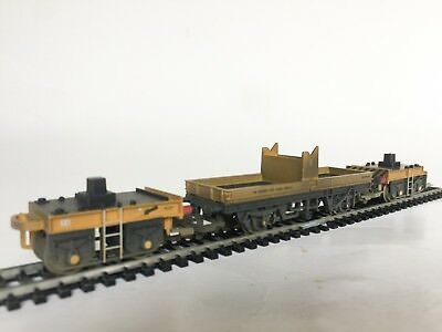 S9695 # Hornby Triang spare parts 2 x plastic couplings         TON