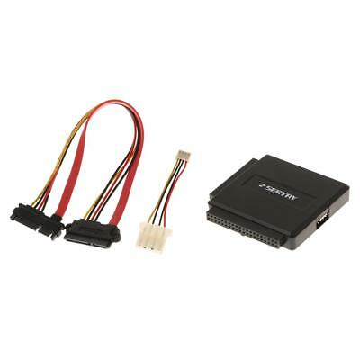 """6Gbps USB3.0 to 2.5""""/3.5"""" SATA HDD DVD-RW DVD-R0M Adapter Converter Cable"""