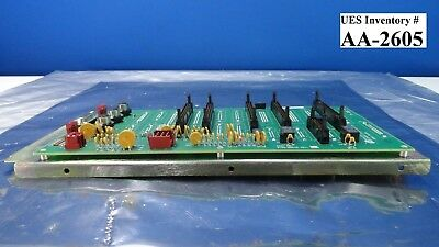 AMAT Applied Materials 0100-00546 Circuit Board PCB Endura 300mm Used Working