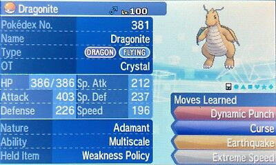 Weakness Policy Dragonite Vp Pokémon Thread 21225108 Ou Stumbling