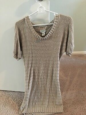 Motherhood Maternity Sweater Small