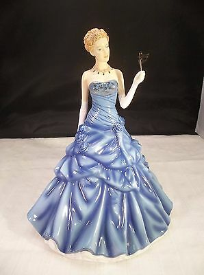 "Royal Doulton ""Kimberly"" Figurine of the Year  2015 Designed by Neil Faulkner"