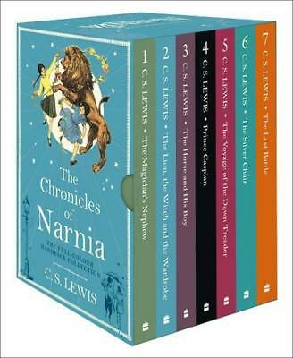The Chronicles of Narnia box set - Hardcover by C S Lewis - Brand New