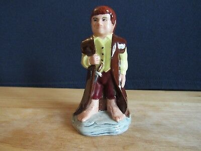 Royal Doulton Lord of the Rings Figures Bilbo & Aragorn