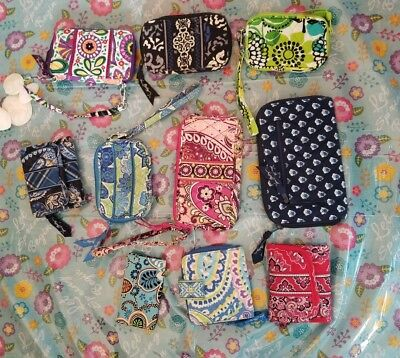 Vera Bradley Wallets Huge Lot !