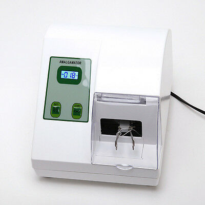 universal Dental Digital High Speed Amalgamator Amalgam Capsule Mixer 110V/220V