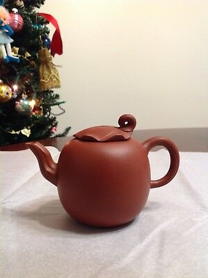Tiny Zisha Chinese Teapot From YiXing China Unused