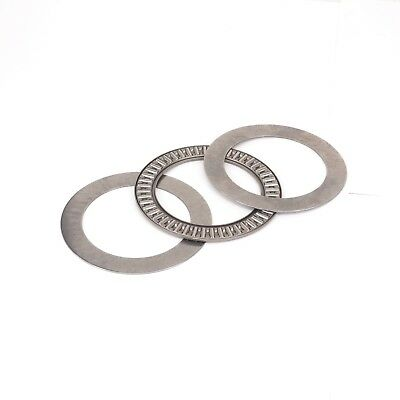 (1)60x85x3mm Thrust Needle Roller Bearing AXK6085 ABEC-1 Each With Two Washers