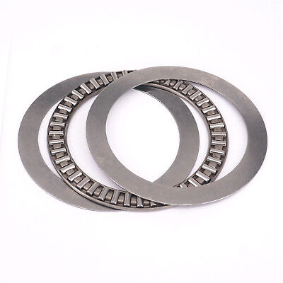 (1)85x110x4mm Thrust Needle Roller Bearing AXK85110 ABEC-1 Each With Two Washers