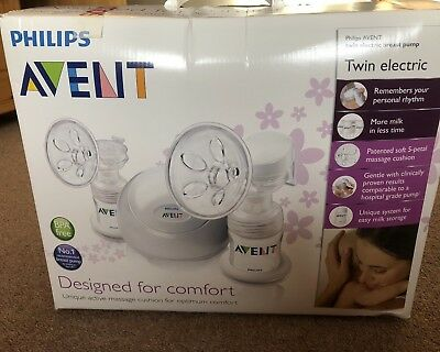 Philips AVENT Twin / double Electric Breast Pump