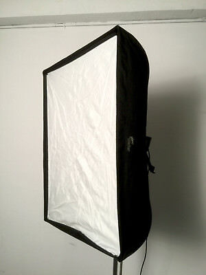 "Plume Wafer 100 Softbox for Flash Only - 30x40"" (75x100cm) Great light output!"