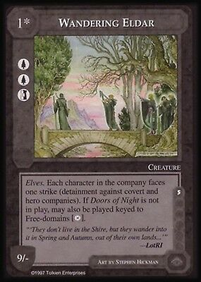 MECCG CCG Middle-earth Spying Out the Land The Lidless Eye LE MINT