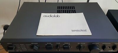 Audiolab 8000A Stereo Integrated Amplifier