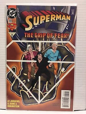 Superman (Vol 2) #101 VF+ 1st Print DC Comics