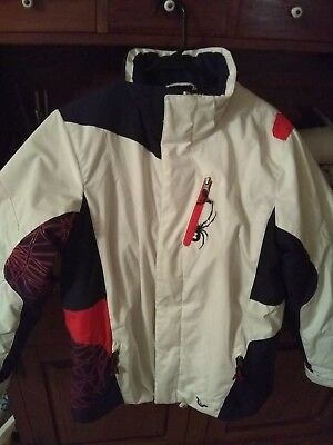 Spider winter coat Youth XL