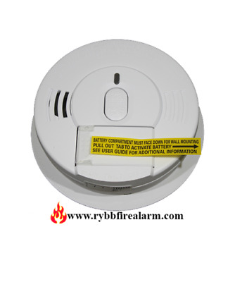 Kidde I12060 Item 21006376 Smoke Fire Alarm Electric Battery Backup, Free Ship