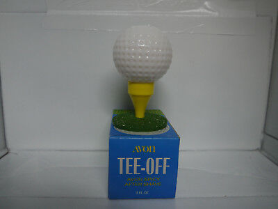 Avon Vintage Tee-Off Spicy After Shave  - Rare