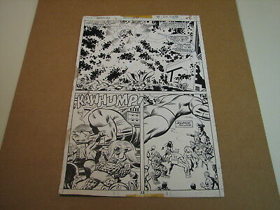 Fantastic Four #150, Page 15 - Buckler Ultron Avengers Inhumans Thor Iron Man !