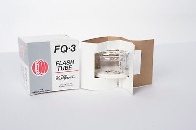Norman FQ-3 flash tube used in LH 2000 flash heads . excellent condition.