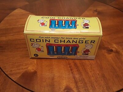 Toy Coin Changer by Schylling