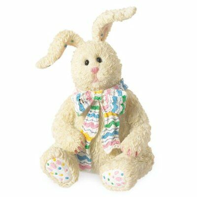 Boyds Bears Easter Bearstone - Dottie Cottontail…Signs of Spring